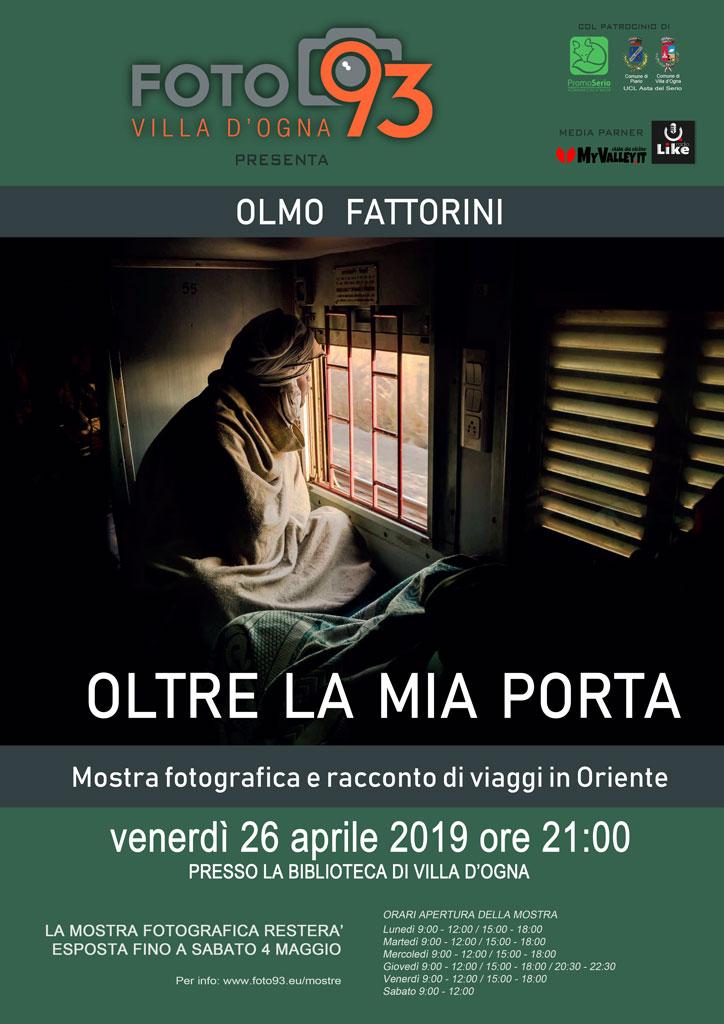 Olmo Fattorini - Oltre la Mia Porta